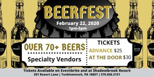 Annual Beerfest