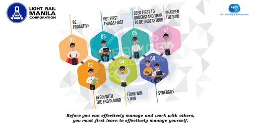 7 Habits of Highly Effective People (Team Blue)