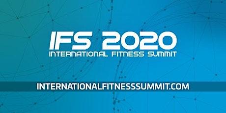 IFS 2020 Lisbon - Deposit Balances Page bilhetes
