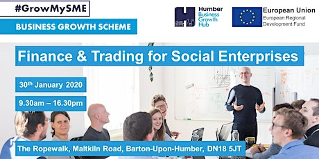 Finance & Trading for Social Enterprises tickets