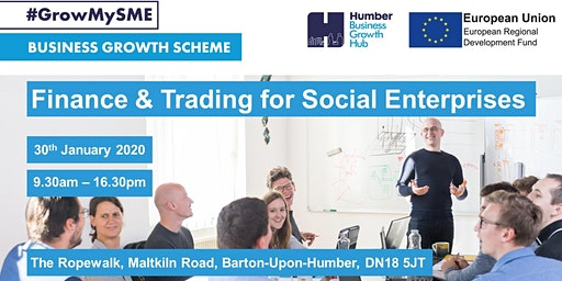 Finance & Trading for Social Enterprises