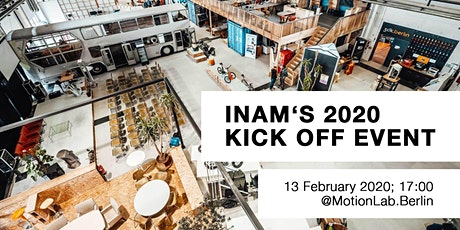 INAM's 2020 Kick Off - Innovation Network for Advanced Materials tickets