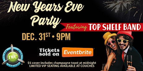 New Years Eve on The Island tickets
