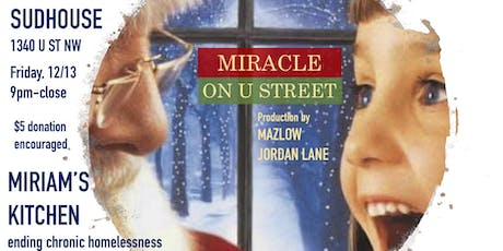 Miracle on U St  tickets