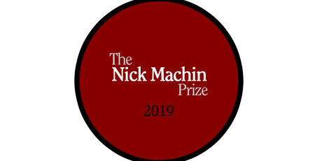 The Nick Machin Prize awards ceremony tickets