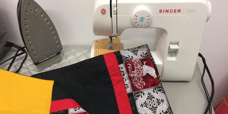 Sewing Machine Basics - ACC sponsored tickets