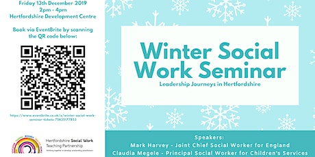 Winter Social Work Seminar tickets