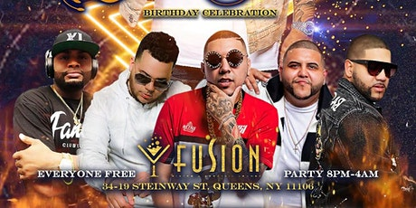 SUNDAY NIGHT LlVE @ Fusion Lounge tickets