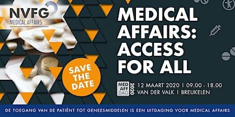 NVFG MedicalAffairsDag 2020 tickets
