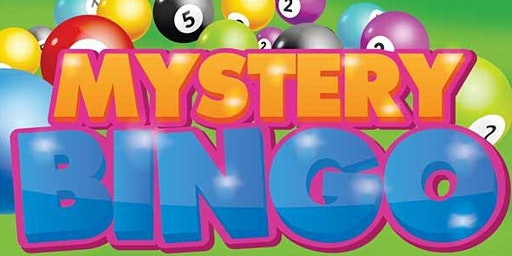 BADC 5th Annual Mystery Bingo