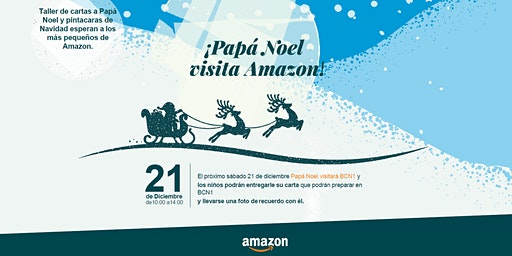 Santa Day Amazon