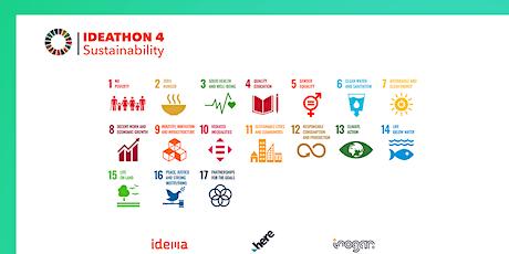 Ideathon 4 Sustainability tickets
