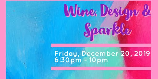 Wine, Design & Sparkle