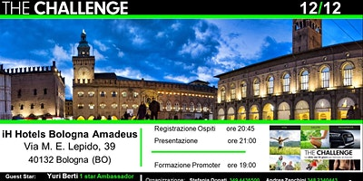 BOLOGNA THE CHALLENGE