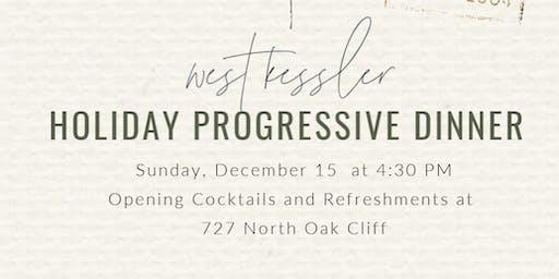 Holiday Progressive Dinner