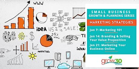 Small  Business GPS: Marketing Strategies tickets