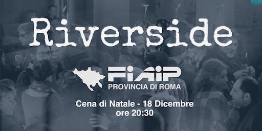 FIAIP ROMA - SERATA CONVIVIALE PER GLI ASSOCIATI - 18 DICEMBRE 2019