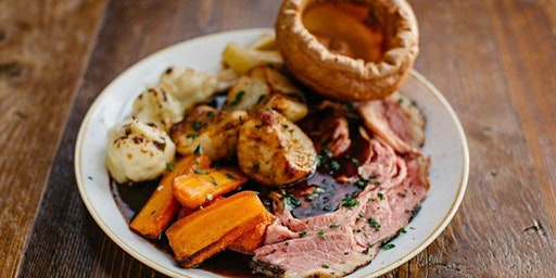 Sunday Lunch at 44 King Street- Creative Stirling Crowdfunder Reward