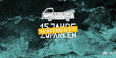 zuparken'20 Tickets