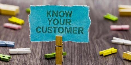 How Well Do You Really Know Your Customer? tickets
