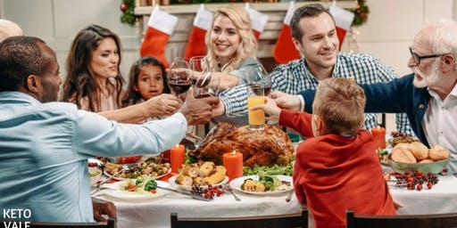 How to Stay Keto During the Holidays