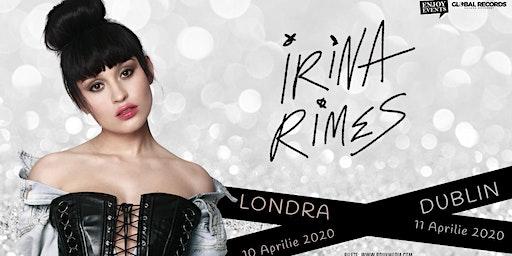 Irina Rimes in Dublin