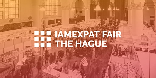 IamExpat Fair The Hague 2020