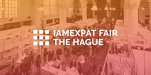 IamExpat Fair The Hague 2020