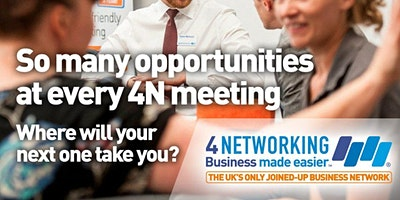 4Networking Southampton Lunch  18th December