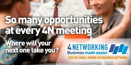 4Networking Southampton Lunch  18th December tickets