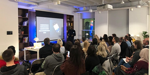 The Marketing Meetup: Birmingham - 5 steps to a killer content strategy