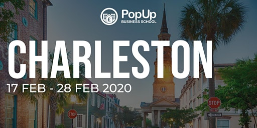 Charleston - PopUp Business School | Making Money From Your Passion