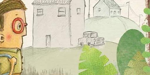 Pencils and Picnics Workshop with @TheGreyEarl- Crowdfunder Reward