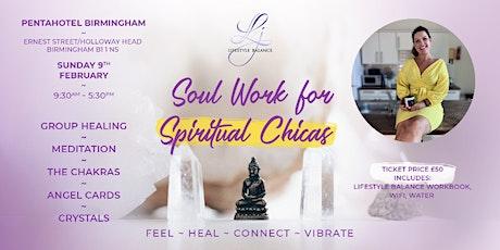 Soul Work Live Workshop tickets