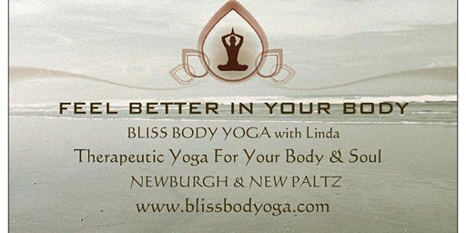 Bliss Body Yoga with Linda.