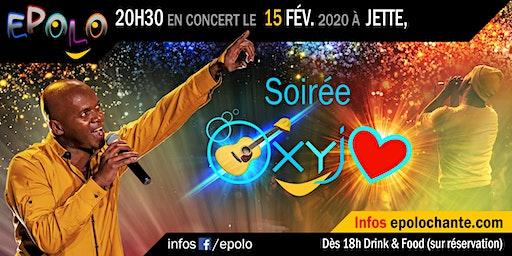 Epolo concert soirée OxyJaime pour les Amoureux de la Vie 15 février 2020