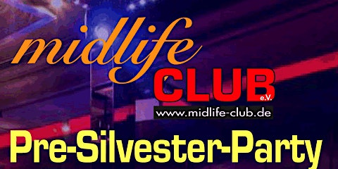 Midlife Club | Pre-Silvester Party