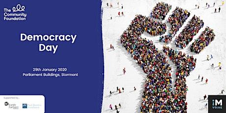 Democracy Day 2020 tickets