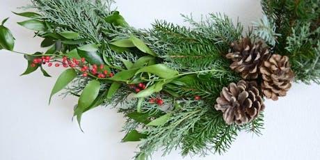 Copy of Wreath workshop tickets