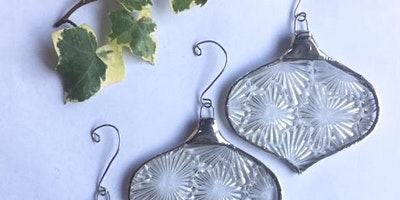 Christmas  One day stained glass workshops for beginners