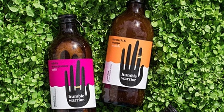 Give your Dry January a bit of plant alchemy w/ Humble Warrior tickets
