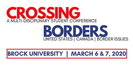 Crossing Borders Student Conference 2020 tickets