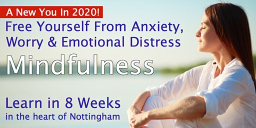The Mindful Way - An 8 Week Program To Combat Depression, Anxiety & Stress
