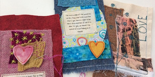 SEW Thoughtful Workshop @createmaym - Creative Stirling Crowdfunder Reward
