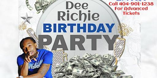 Dee Richie's Birthday Party
