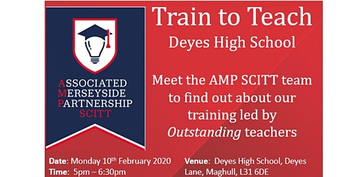 Train To Teach - Deyes High School