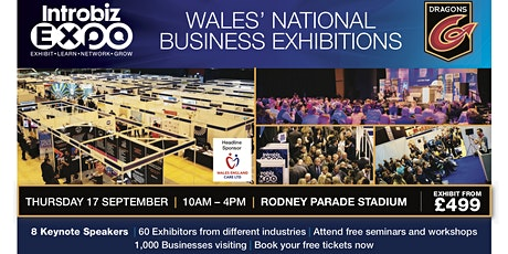 Introbiz Dragons Expo 2020  tickets