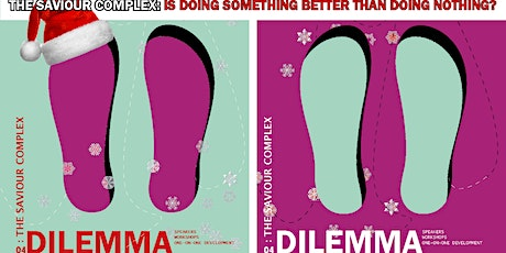DILEMMA 04 X #TruthAboutYouth - The Saviour Complex tickets