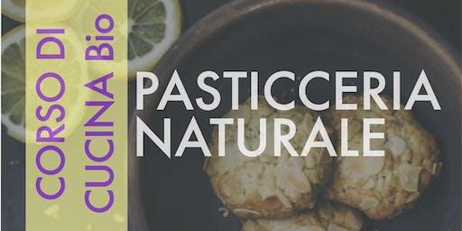 Corso di pasticceria naturale con degustazione