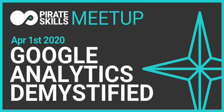 Google Analytics Demystified | Meetup billets
